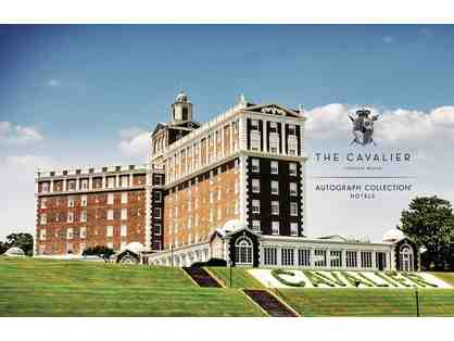 The Cavalier, Virginia Beach: One night stay and breakfast for two in Becca Restaurant