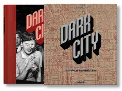 TASCHEN Book - Dark City. The Real Los Angeles Noir (signed copy!)