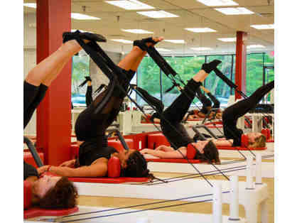 10 Point Package of Pilates Classes from Rock the Reformer
