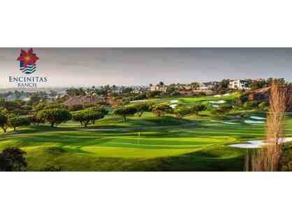 Encinitas Ranch Golf for Four