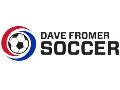 1 Week of Dave Fromer Soccer Camp Gift Certificate