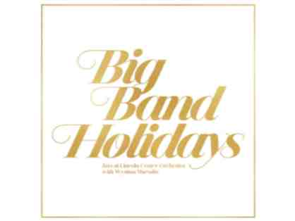 Big Band Holidays at Jazz at Lincoln Center