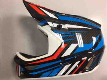 Specialized Dissident Full Face Carbon Fiber Mountain Biking Helmet (Size LG/MD)Designed f