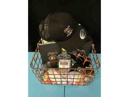 Tito's Golf Lovers Package