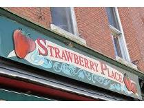 Dine with Professor Atwell at Strawberry Place in Nyack