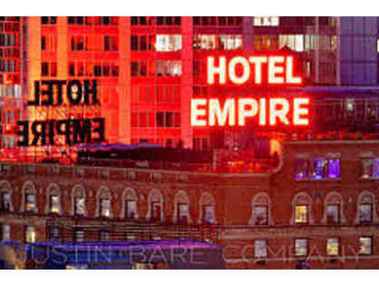 1-Night Stay in a Standard Room at The Empire Hotel - New York, NY