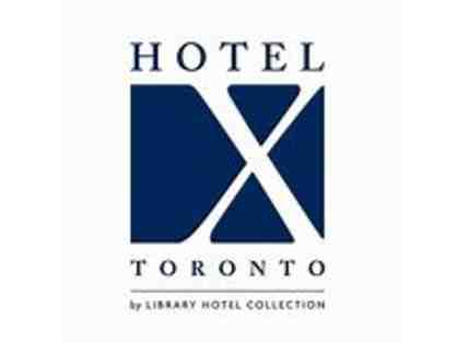 One Night Stay for Two at Hotel X Toronto - Toronto, ON