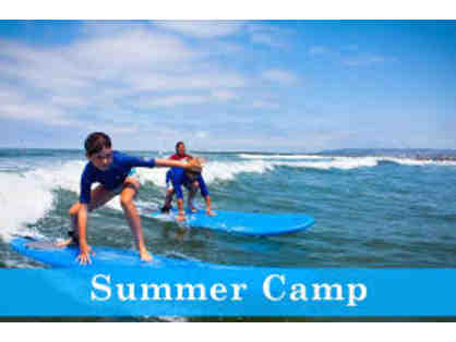 Ocean Beach Surf and Skate - Gift Certificate for 1 Week Full-Day Summer Camp 2020