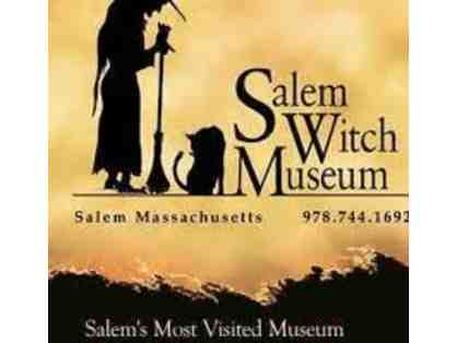Family Six Pack Admission to Salem Witch Museum