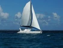 One week charter in BVI aboard 'ti Profligate