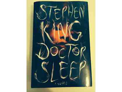 Autographed Stephen King - Doctor Sleep