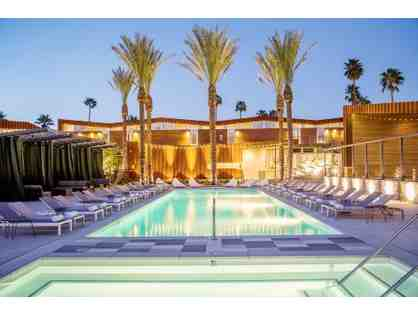 Arrive Hotel Palm Springs - Two Night Stay