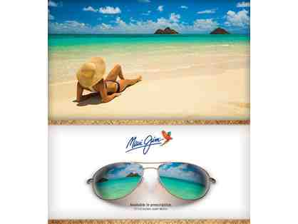 Free Pair of Maui Jim Sunglasses to be Redeemed at MauiJimGiftCard.com