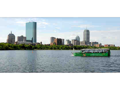 Boston Duck Tour Group Charter