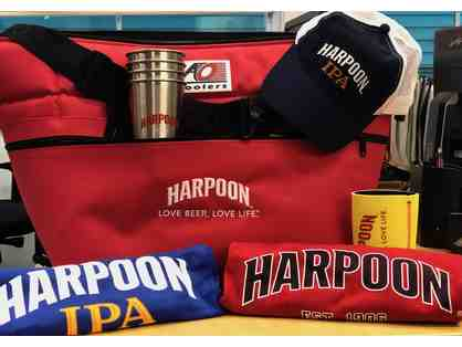 Harpoon Brewery tour for 8 and gift package