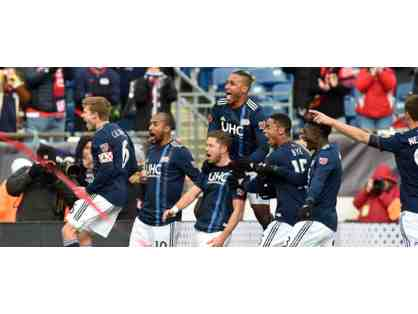VIP New England Revolution package