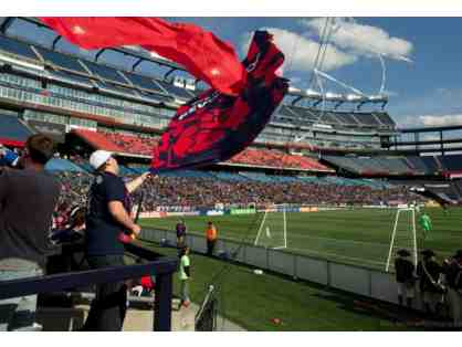 New England Revolution VIP Experience