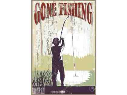 Gone Fishing....with Jordan Dale