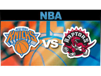 NY Knicks vs. Toronto Raptors
