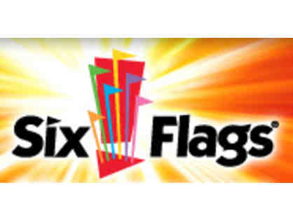 Six Flags Magic Mountain - 2 passes, 1 day admission
