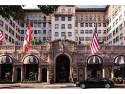 Beverly Wilshire Hotel - One Night Stay and Breakfast for Two