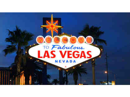 Viva Las Vegas with Air Fare!