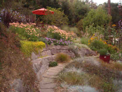 Garden design consultation by local favorite Nature's Design