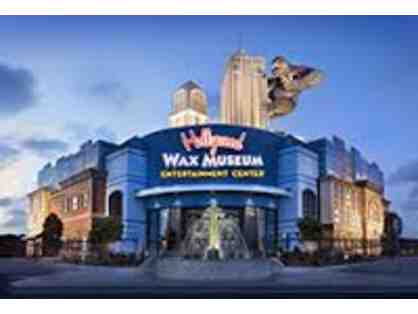 $50 Gift Certificate to Hollywood Wax Museum
