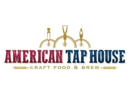 $50 Gift Certificate to American Tap House