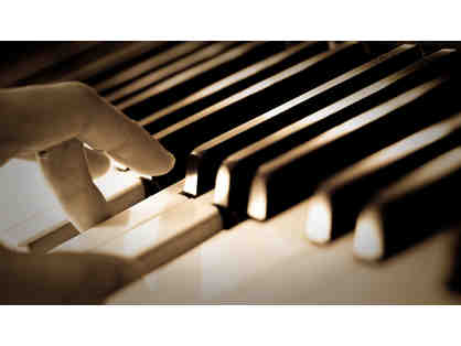 One Month Piano Lessons