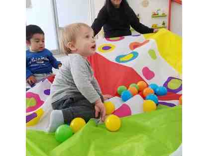 Cucu's Playhouse - Child Music & Movement Classes, Open Play Times, and 2 Toys!