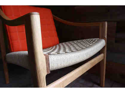 Morningworks Hand Crafted Armchair