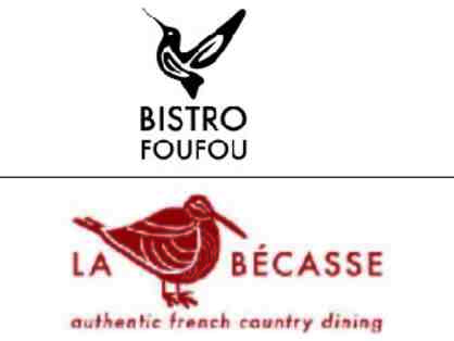 Dinner for Six in Your Home with Chef Guillaume from Bistro FouFou & La Becasse