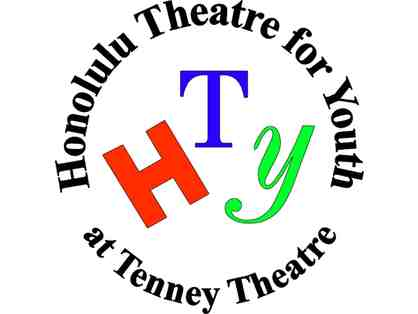 Honolulu Theatre for Youth Show for Two Adults & Two Youth