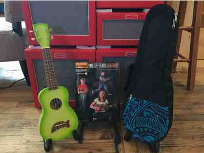 Ukulele Package from Matt's Music