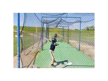 D-1 Team Batting Cage Use