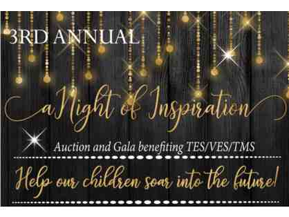 Night of Inspiration Tickets for Two (2)