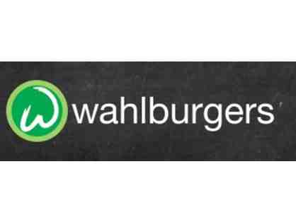 Wahlburgers - Dinner for 10 and Visit with Chef Paul