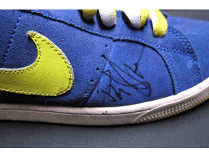 Autographed Roy Hargrove Sneakers