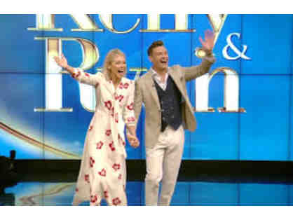 4 Tickets to LIVE with Kelly & Ryan