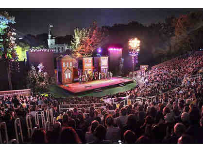 Shakespeare in the Park 2019 -- Skip the line!