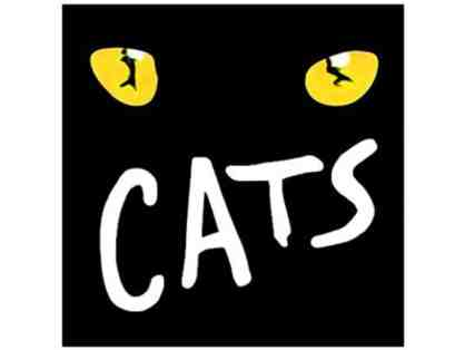 Two House Seats to CATS on Broadway and a Backstage Tour with Star Mamie Parris