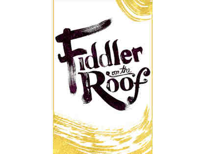 Two House Seats to FIDDLER on Broadway and a Backstage Tour with Alexandra Silber