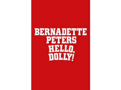 """Hello, Dolly!"" Backstage Tour and Hand-signed Poster"
