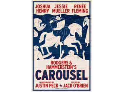"""Carousel"" Backstage Tour and Hand-signed Poster"