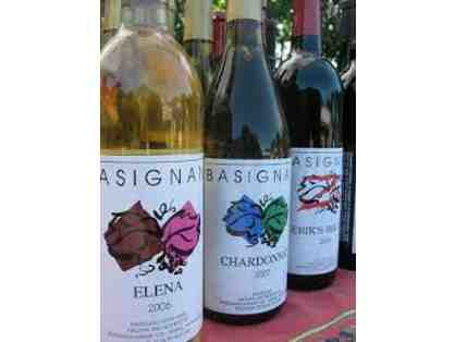 Basignani Winery - Wine & Cheese pairing for 10 people
