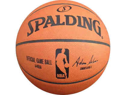 Richard Hamilton Autographed Basketball