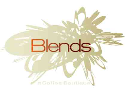 $10 Gift Card to Blends Coffee Boutique