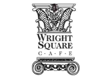 $25.00 Gift Card to Wright Square Cafe
