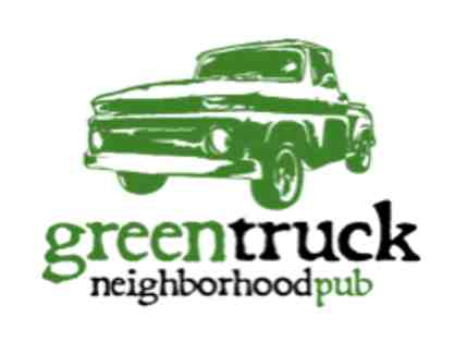 $25 Green Truck Pub Gift Card